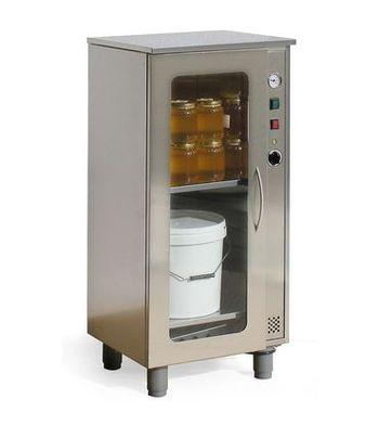 Шкаф за втечняване на мед INOX