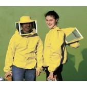Пчеларски блузон LEGA комплект с квадратно було